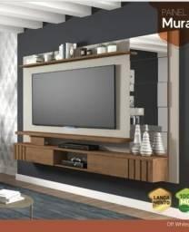 """Título do anúncio: Painel em 100%MDF P/Tv até 65"""" - Frete Grátis NOVO"""
