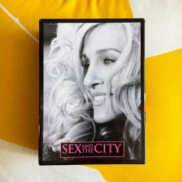 Sex and the City Box Completo Todas as temporadas