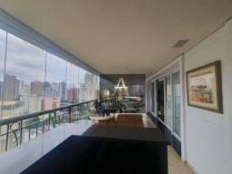 Maravilhoso Apartamento na Vila Nova Conceição/SP com 4 Suítes - Localização Privilegiada