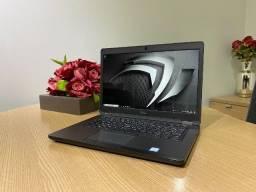Notebook Dell Profissional Latitude i7 16Gb 256Gb Ssd MX130 FHD Touch (Garantia)