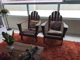 Título do anúncio: Jogo de cadeiras rústicas mineira (Tiradentes) para varanda