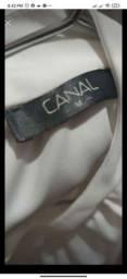 Título do anúncio: Vestido Canal, Nitrogen ler descrição