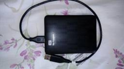 Hd Externo,Wd Portatil Western Digital Elements Lacrado