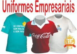 Uniformes Empresariais Personalizados
