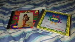 Dois cds Asa de Aguia: sereia e cocobambu