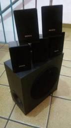 Vende -se 1 kit de caixas de som da sony