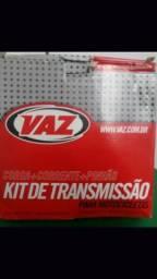 KIT Relação VAZ (coroa, pinhão e corrente)