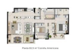 Moma Condomínio. Apartamento de 3 quartos no cocó com Mobília