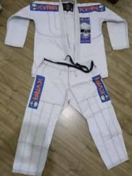 Kimono A2 KVRA SEMI-NOVO BRANCO