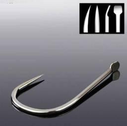 Anzol De Pesca Profissional Nº #1 A #12 Saquinho C/ 10und