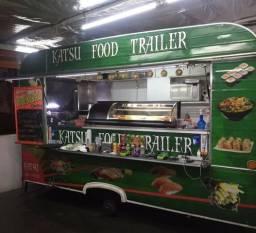 Food Trailer Temakeria Completo - Pronto para Trabalhar - Parcelamos o valor. 25 Mil