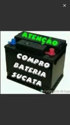 COMPRO.SUCATA BATERIA. carro 99976.4016 - 2018
