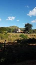 Fazenda de 42 alqueires em Minaçu - Pego 100% permuta