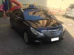 Hyundai Sonata 2.4 automático. Muito novo, revisões na concessionária - 2012