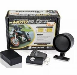 Alarme moto block Plus sensocar