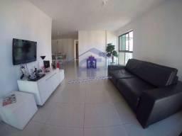 Apartamento com 4 quartos sendo 2 suítes localizado na Ponta Verde