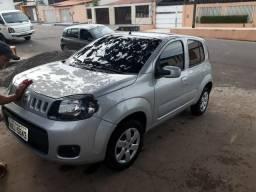 Fiat Uno vivace 1.0 completo 2011 quitado dut em branco - 2011