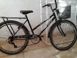 Vendo essa bicicleta novinha por 350,00