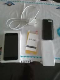 Xiaomi mi 6 completo 64gb de armazenamento 6gb de ram octacore leitor de digital