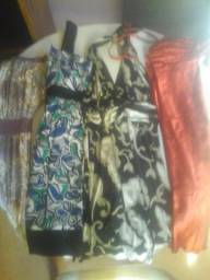Lote de Vestidos