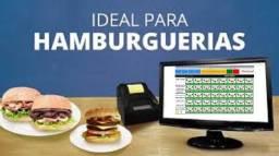 Software Completo para Lanchonetes, Pizzarias, Restaurante, barzinhos