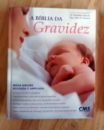 A Bíblia da Gravidez (Português) Capa dura - ´ótimo estado