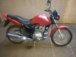 Honda cg fan 125 ks - 2012