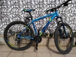 Bicicleta Aro 29 Gonew Endorphine 6.3 - 24 marchas, menos de 6 meses de pouco uso