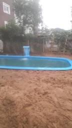 Oferta relâmpago piscina completa e instalada