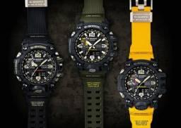 Promoção de Relógios Casio G-Shock