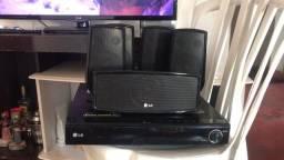 Home Theatear LG 850 Wats HDMI Full HD