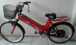 Bicicleta Elétrica Scooter Brasil 850w 2 Suspensões