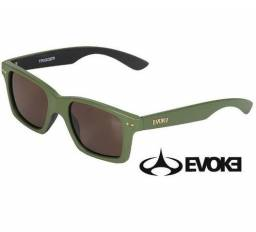 bb7c281dbbab4 Óculos Sol Evoke Trigger Original Perfeito Estado Verde Musgo raridade