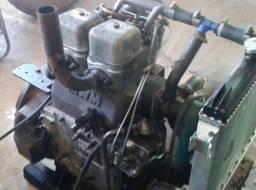 Motor MWM 2 Cilindros diesel