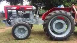 Trator Agrale 4100 e tobata yanmar Tc 11