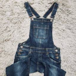 4ad7b164a macacao jeans