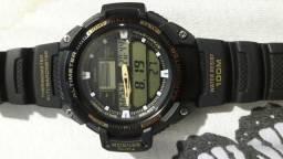 Relógio Casio Gshock com triplo sensor. Novo