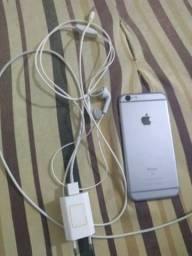IPhone 6s 32 gigas patra um ano e meio de o zap *