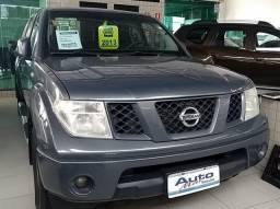Nissan frontier 2012/2013 2.5 xe 4x2 cd turbo eletronic diesel 4p manual - 2013
