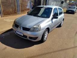 Vendo Renault Clio 1.0 HI Flex completo ano 2006 - 2006