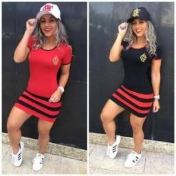 Lilicas modas Times Coleção Flamengo & Coleção Vasco