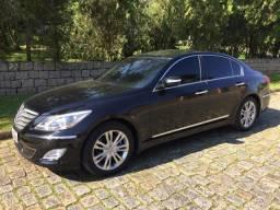 Carro Hyundai Genesis. Aceito troca por imovel (Até 150 mil) ou carro - 2013