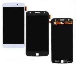 Display Tela LCD Touch Moto Z Play com Garantia