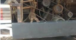 Motor 352 e Cambio raiado Mercedes