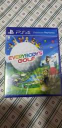 Jogo Everybody's Golf ps4 lacrado