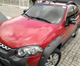 Fiat strada FIM DE ANO p/ negativados - 2015