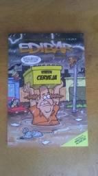 Revista do Edibar Nova e Autografada - Excelente presente para o Natal
