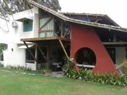 Casa em Cond. em Aldeia 300m² - 3 Suítes - Varanda
