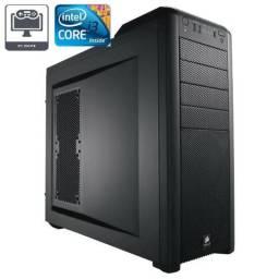 CPU para jogos i3 8GB p.video 500GB - Garantia e entrega gratuita