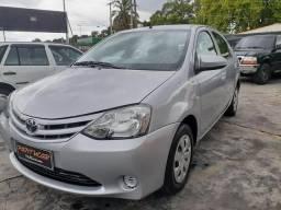 Etios 1.5 xl sedan 15/16 - 2016